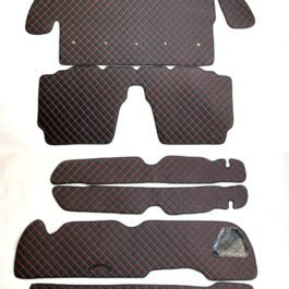 Interior Quilted 7 Pieces Set For Miata NB/Mk2