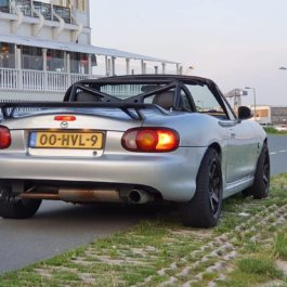 GT Wing (Type 2) For Miata NB/Mk2
