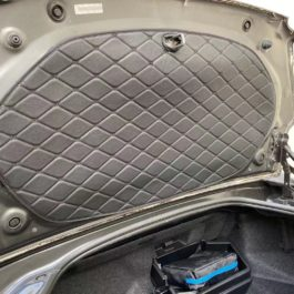 Quilted Trunk Underside Liner (Premade material) For Miata ND/Mk4