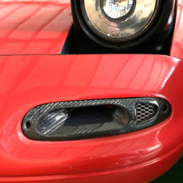 Turn Signal Intake (Without light) For Miata NA/Mk1
