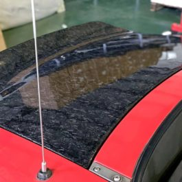 Trunk With Aggressive Ducktail (Type 2) For Miata NA/Mk1