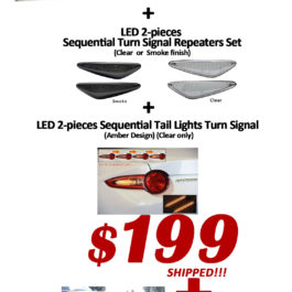 LED Full Package For Miata ND/Mk4 (8 Pieces Package)