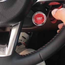 Race Push Start Button For Miata ND/Mk4