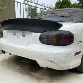 Trunk Spoiler For Miata NB/Mk2
