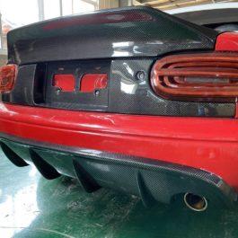 CM Rear Diffuser For Miata NA/Mk1